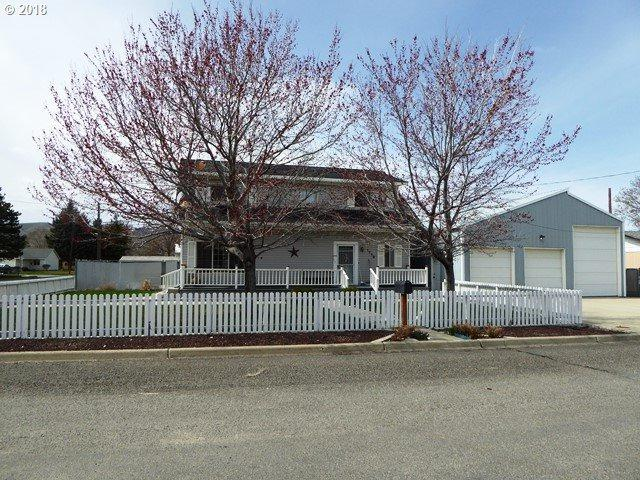 1719 Birch St, Baker City, OR 97814 (MLS #18155654) :: The Dale Chumbley Group