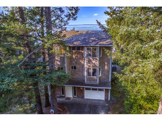 818 Cherry Cir, Manzanita, OR 97130 (MLS #18157136) :: TLK Group Properties