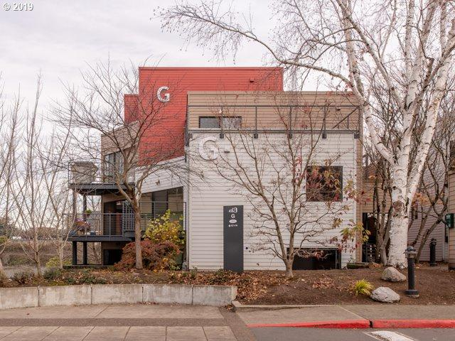 820 NW Naito Pkwy G-4, Portland, OR 97209 (MLS #18164278) :: Townsend Jarvis Group Real Estate