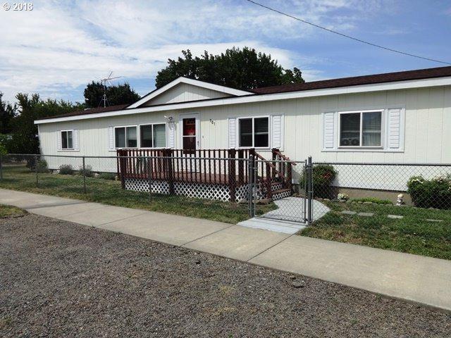 701 Lane Ave, La Grande, OR 97850 (MLS #18166674) :: Realty Edge