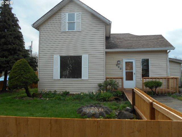 956 Prospect St, Oregon City, OR 97045 (MLS #18167876) :: McKillion Real Estate Group