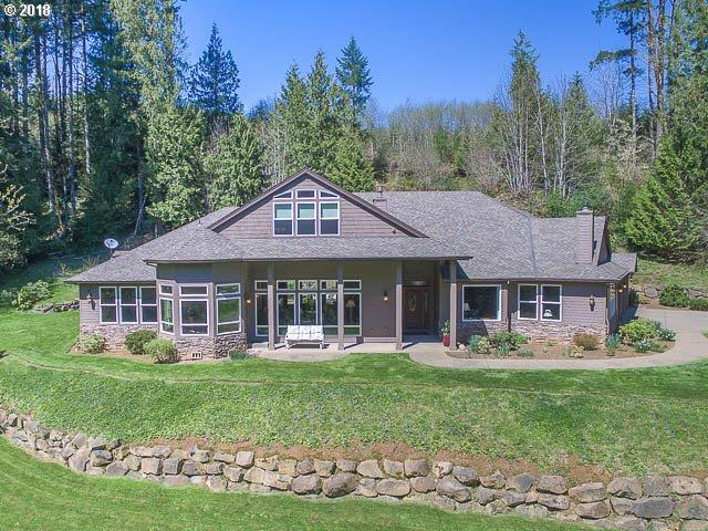 39767 NW Murtaugh Rd, North Plains, OR 97133 (MLS #18175445) :: Premiere Property Group LLC