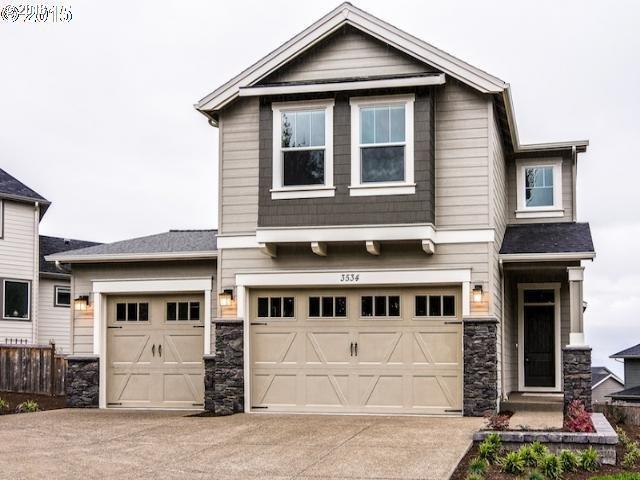 3534 Summit Sky Blvd, Eugene, OR 97405 (MLS #18181896) :: Song Real Estate