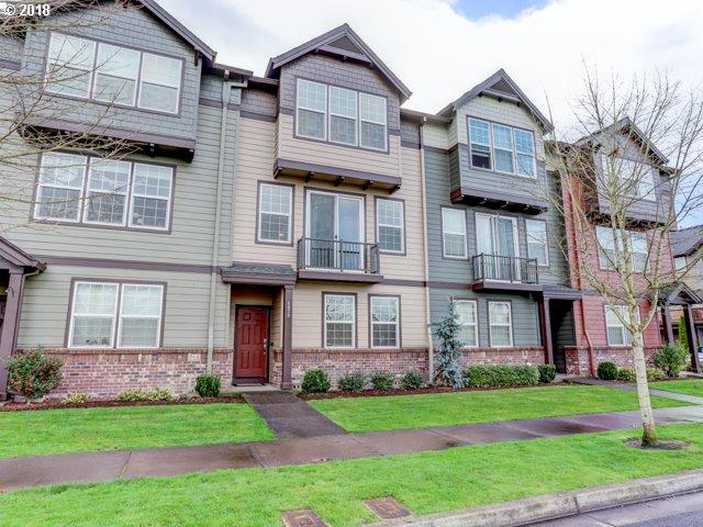 4878 SE Lone Oak St, Hillsboro, OR 97123 (MLS #18194523) :: Portland Lifestyle Team