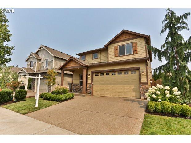 12673 Swallowtail Pl, Oregon City, OR 97045 (MLS #18203300) :: Matin Real Estate