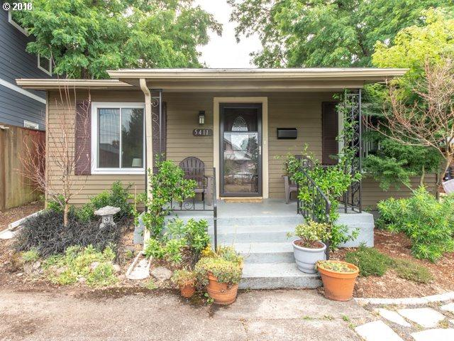 5411 NE 26TH Ave, Portland, OR 97211 (MLS #18205477) :: Next Home Realty Connection