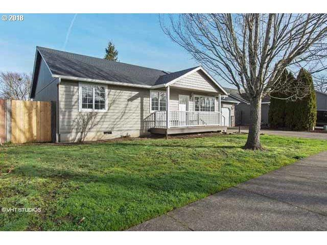 4070 Virginia Ave, Springfield, OR 97478 (MLS #18207830) :: Harpole Homes Oregon
