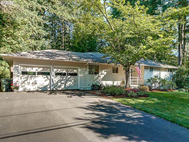 180 NW 99TH Ave, Portland, OR 97229 (MLS #18210428) :: Portland Lifestyle Team