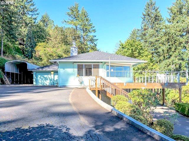 12515 NW Mountain View Rd, Portland, OR 97231 (MLS #18210763) :: TLK Group Properties