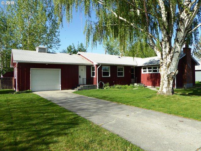 850 Park St, Baker City, OR 97814 (MLS #18211723) :: Cano Real Estate
