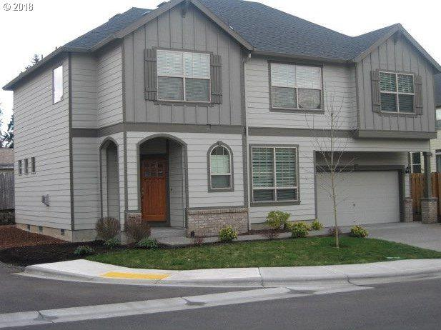 1724 SW Willowview Ter, Aloha, OR 97003 (MLS #18217751) :: Realty Edge