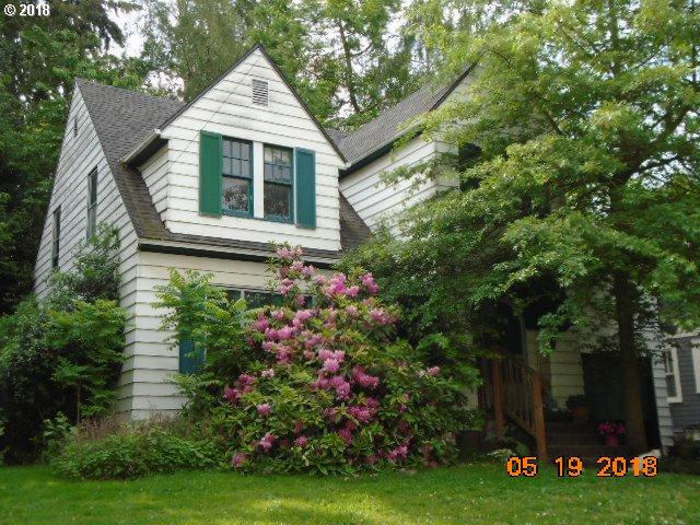 2807 NE 32ND Ave, Portland, OR 97212 (MLS #18222423) :: The Sadle Home Selling Team