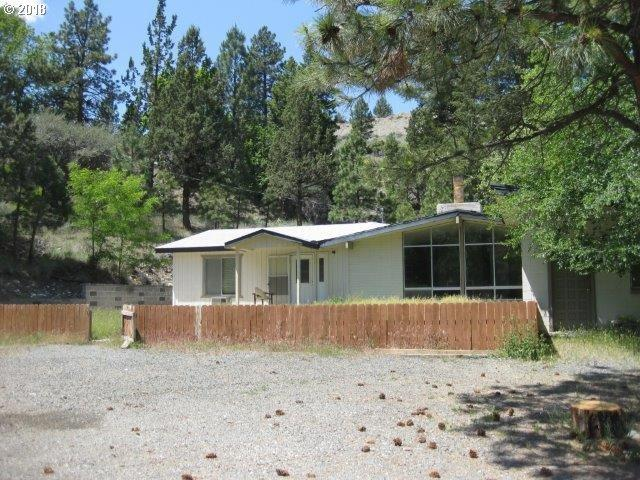 205 Nugget St, Canyon City, OR 97820 (MLS #18222962) :: Portland Lifestyle Team