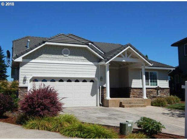 538 Pebble Beach Dr, Creswell, OR 97426 (MLS #18228547) :: Song Real Estate
