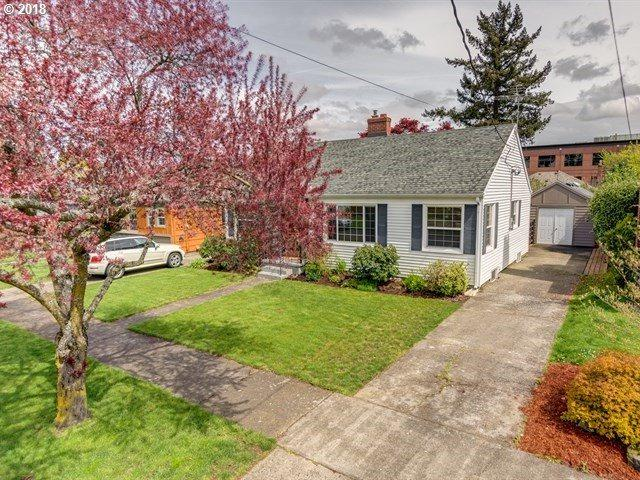 2008 NE 79TH Ave, Portland, OR 97213 (MLS #18229294) :: Song Real Estate