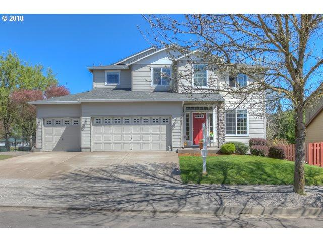 9738 SE Parkwood Way, Happy Valley, OR 97086 (MLS #18233753) :: Fox Real Estate Group
