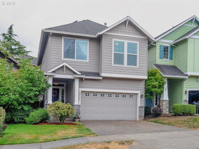 3734 Wild Rose Loop, West Linn, OR 97068 (MLS #18233963) :: Next Home Realty Connection