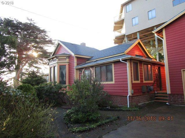 1110 SW Fall St, Newport, OR 97365 (MLS #18234023) :: TLK Group Properties