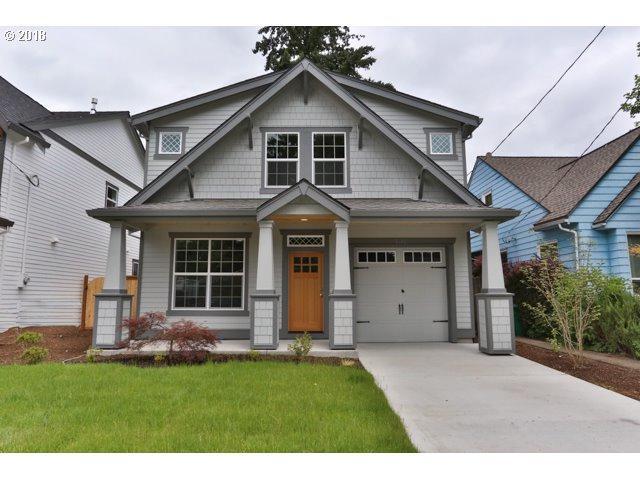 5605 SE Steele St, Portland, OR 97206 (MLS #18235739) :: Keller Williams Realty Umpqua Valley