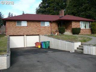 14109 SE Ellis St, Portland, OR 97236 (MLS #18240230) :: Hillshire Realty Group