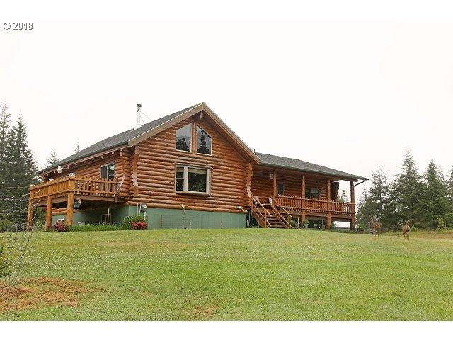 54303 Morrison Rd, Bandon, OR 97411 (MLS #18252848) :: The Dale Chumbley Group