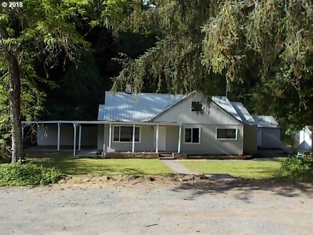 20601 Hwy 42, Myrtle Point, OR 97458 (MLS #18254800) :: R&R Properties of Eugene LLC