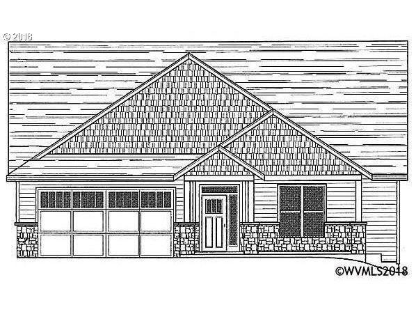 1757 SE Watson Butte Ave, Salem, OR 97306 (MLS #18256003) :: Team Zebrowski