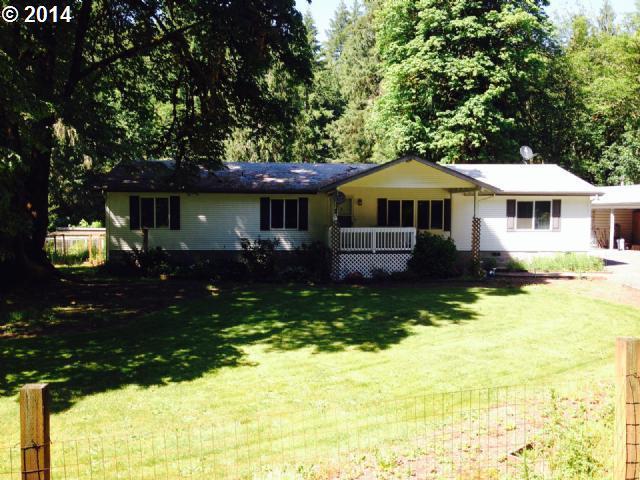 43683 Big Fall Creek Rd, Fall Creek, OR 97438 (MLS #18264726) :: Song Real Estate