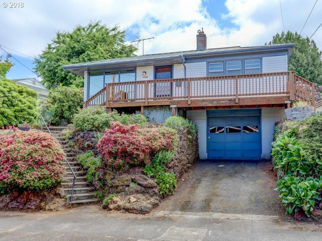 4330 SE 42ND Ave, Portland, OR 97206 (MLS #18268968) :: Next Home Realty Connection