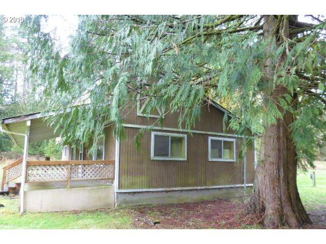 74196 Lost Creek Rd, Clatskanie, OR 97016 (MLS #18274344) :: Beltran Properties at Keller Williams Portland Premiere