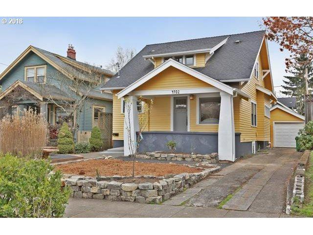 4702 NE 30TH Ave, Portland, OR 97211 (MLS #18274873) :: Next Home Realty Connection