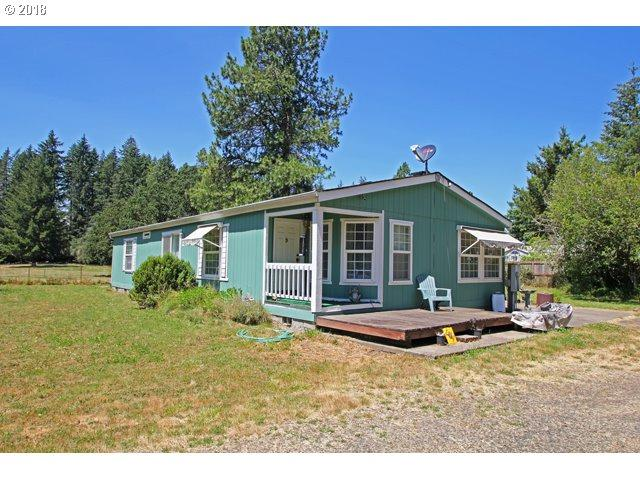 88908 Fountain Rd, Elmira, OR 97437 (MLS #18285290) :: R&R Properties of Eugene LLC