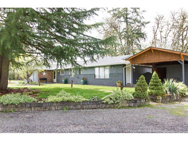 26940 S Bolland Rd, Canby, OR 97013 (MLS #18288331) :: Beltran Properties at Keller Williams Portland Premiere