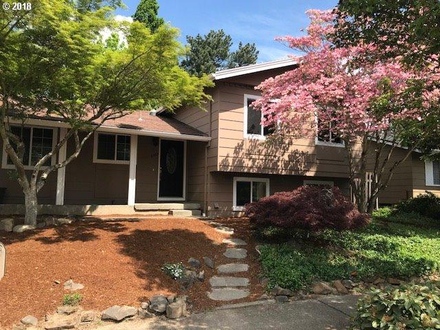 3725 NW Olympic Dr, Portland, OR 97229 (MLS #18302331) :: Realty Edge
