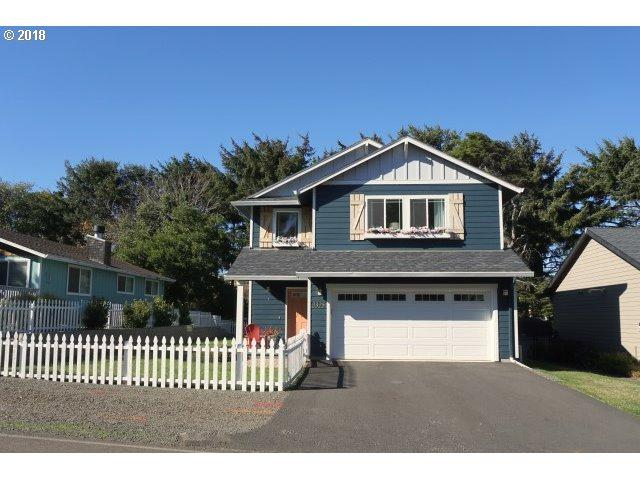 2325 NW Keel Ave, Lincoln City, OR 97367 (MLS #18307801) :: Portland Lifestyle Team