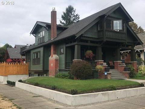 2339 SE 34TH Ave, Portland, OR 97214 (MLS #18315632) :: Beltran Properties powered by eXp Realty