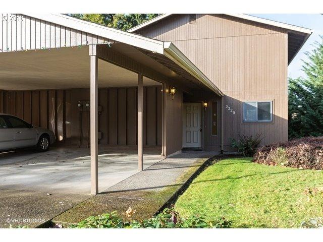 2220 Ridgeway Dr, Eugene, OR 97401 (MLS #18316752) :: Song Real Estate