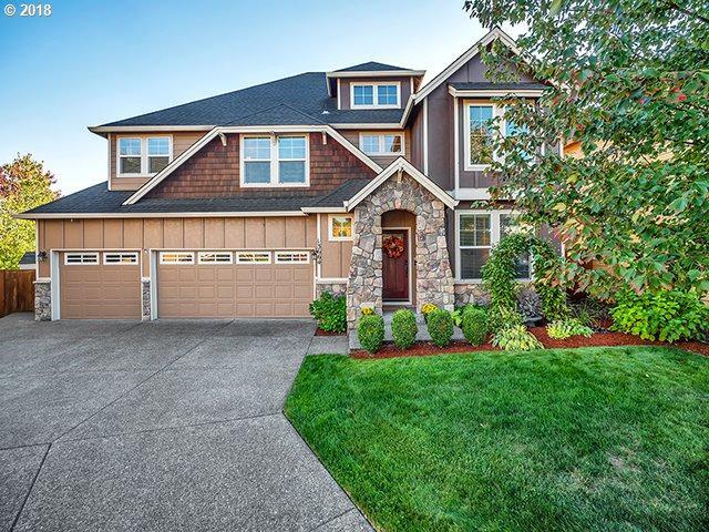 13664 SE Scenic Ridge Dr, Clackamas, OR 97015 (MLS #18324647) :: Hatch Homes Group
