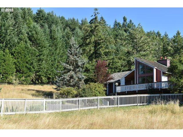 32548 Glaisyer Hill Rd, Cottage Grove, OR 97424 (MLS #18330449) :: Song Real Estate