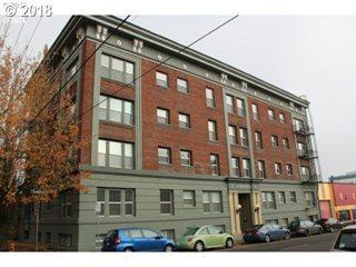 1631 NW Everett St #305, Portland, OR 97209 (MLS #18348853) :: The Liu Group