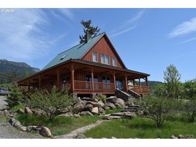 60847 Stackland Rd, Cove, OR 97824 (MLS #18354283) :: R&R Properties of Eugene LLC