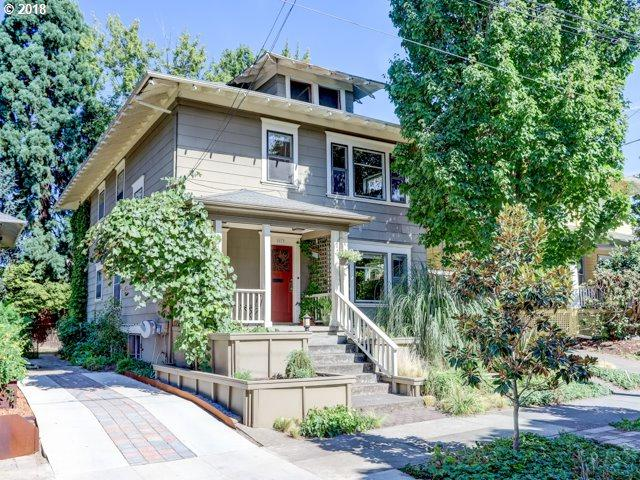 -1 NE Couch St, Portland, OR 97232 (MLS #18354391) :: Next Home Realty Connection