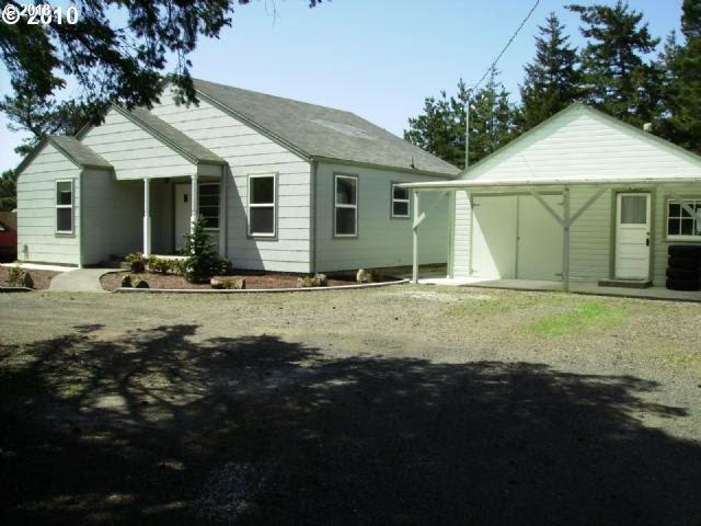 87678 Hwy 101, Florence, OR 97439 (MLS #18361998) :: R&R Properties of Eugene LLC