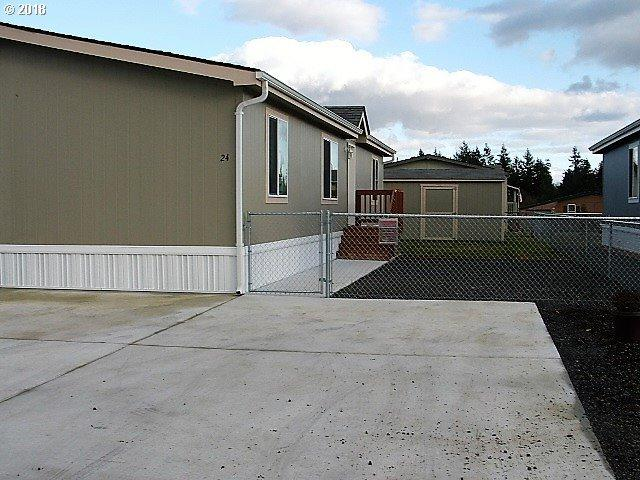 2154 Oregon St #24, St. Helens, OR 97051 (MLS #18370854) :: Next Home Realty Connection