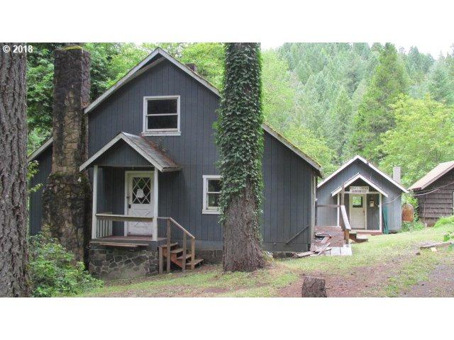 182 Evergreen Ln, Idleyld Park, OR 97447 (MLS #18374411) :: Song Real Estate