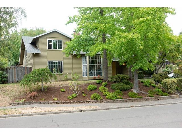 15175 NW Oakhills Dr, Beaverton, OR 97006 (MLS #18376069) :: Next Home Realty Connection