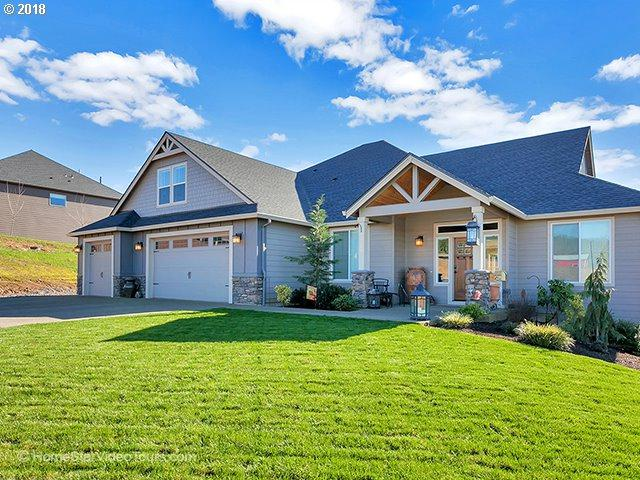 13884 SW Lambert Ln, Gaston, OR 97119 (MLS #18384298) :: Hatch Homes Group