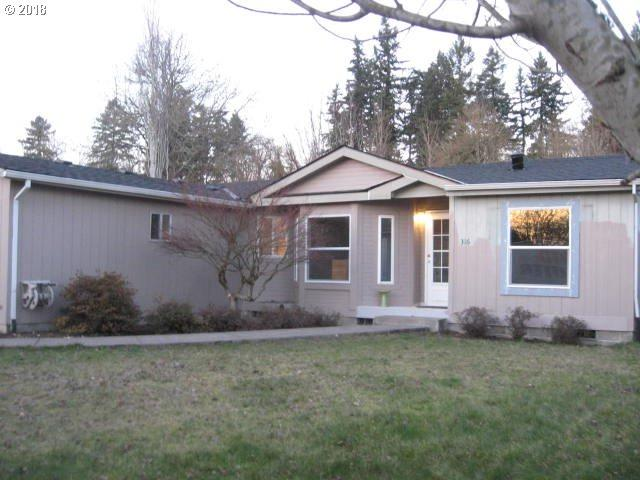1655 S Elm St #316, Canby, OR 97013 (MLS #18384303) :: Next Home Realty Connection