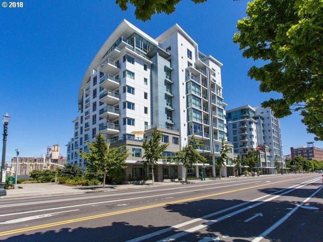 1310 NW Naito Pkwy #111, Portland, OR 97209 (MLS #18387643) :: Portland Lifestyle Team