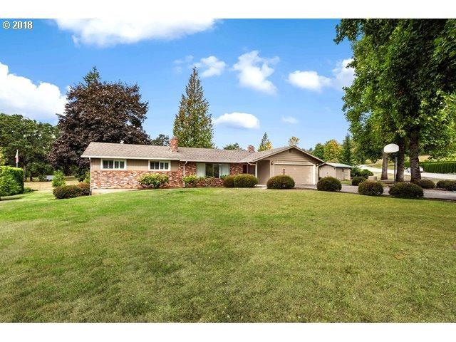35604 SE Evergreen Hwy, Washougal, WA 98671 (MLS #18392990) :: The Sadle Home Selling Team